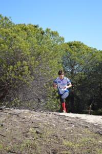 Relay training Playa de Portil