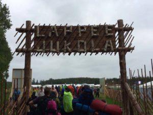 Entrata Jukola (by Tampereen Pyrintö facebook)