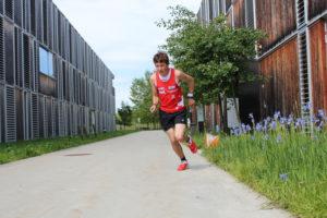 Sprintstarts (Foto K. Müller)